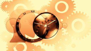 Die Zeit ist unerbittlich