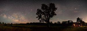 Nachtsternhimmel